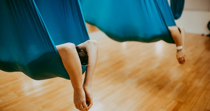 Aerial Yoga Therapy